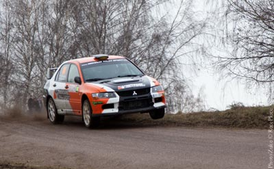 Rally Master Show 2013. Race Day.